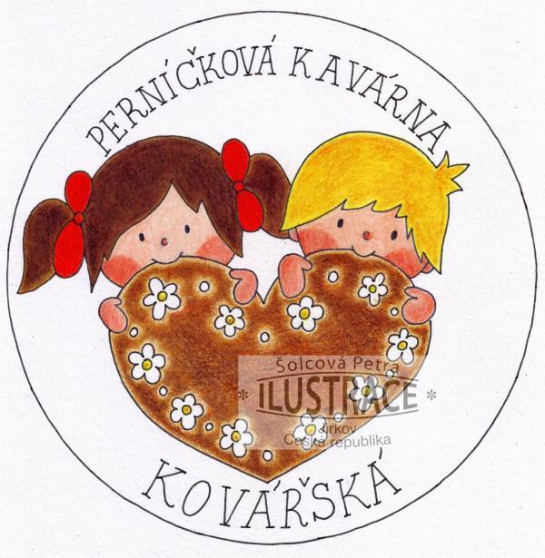 logo Perníčková kavárna